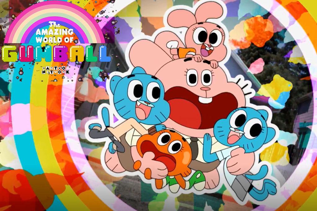 The Amazing World of Gumball - Uimitoarea lume a lui Gumball / cele mai bune filme seriale animate