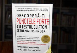 Descopera-ti punctele forte cu testul Clifton (Strengthsfinder)