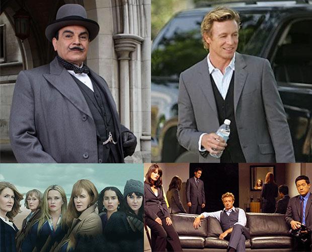 Cele mai bune seriale - In mintea criminalului - The mentalist - Hercule Poirot