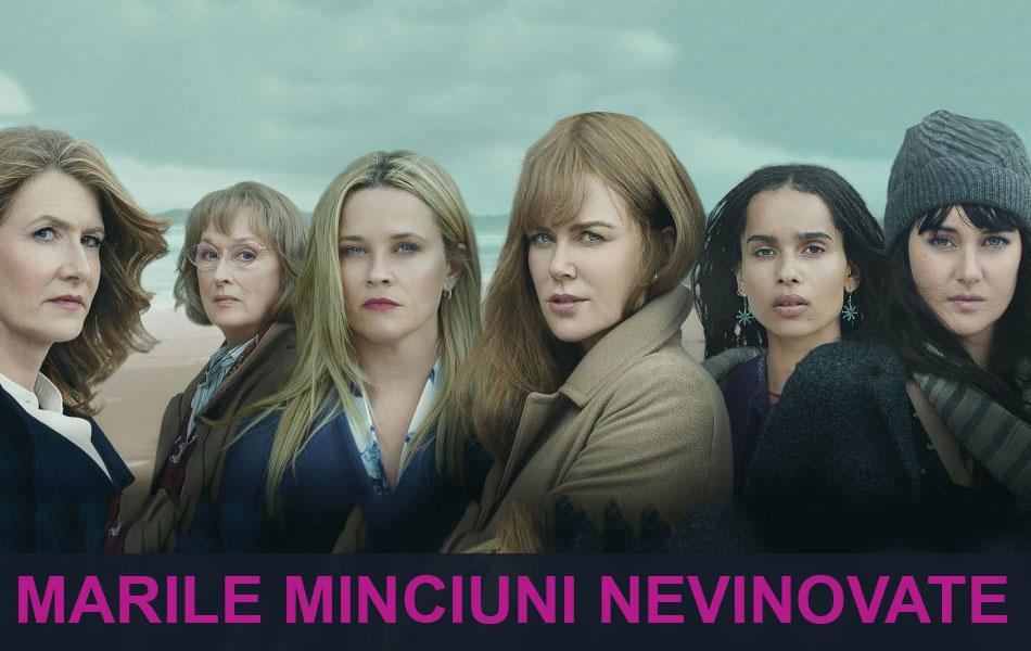 Cele mai bune filme seriale - Marile minciuni nevinovate - Liane Moriarty